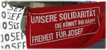 Freiheit für Josef 2